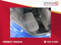QASHQAI SV Safety Pack 1.5 dci Parking Sensors Front & Rear