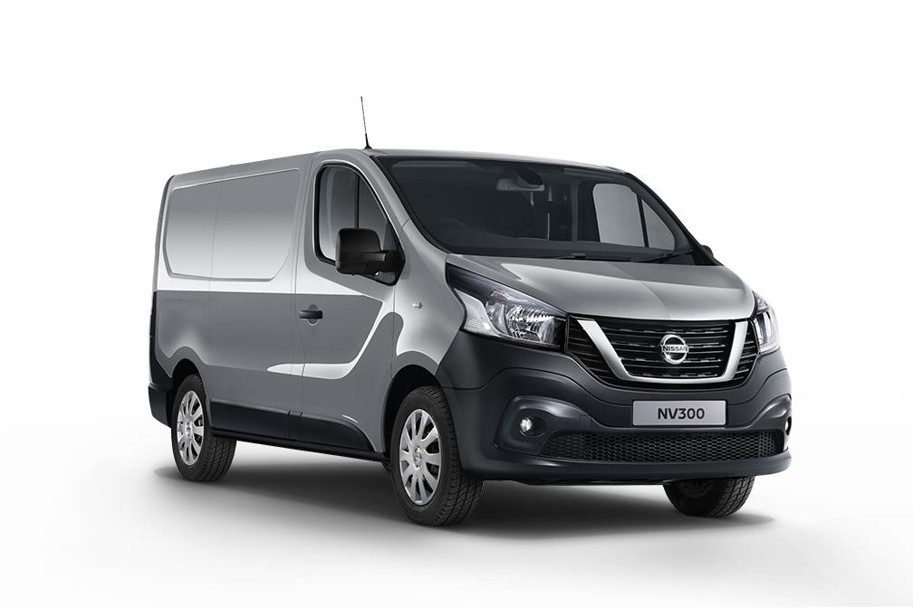 Nissan Passenger Van >> Nissan NV300 - Galleries | Fermoy Nissan