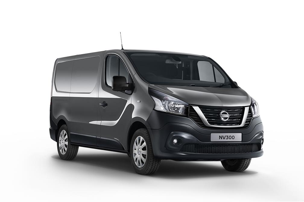 Nissan Nv Passenger Van >> Nissan NV300 - Galleries | Fermoy Nissan